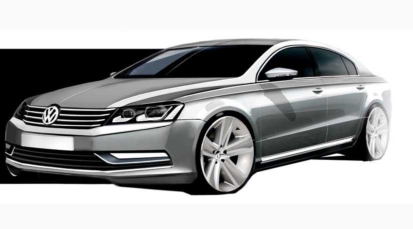 Volkswagen Passat 2014 The Inside Story By Car Magazine
