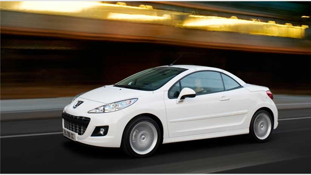 peugeot 207 cc 1.6 vti gt (2011) review | car magazine