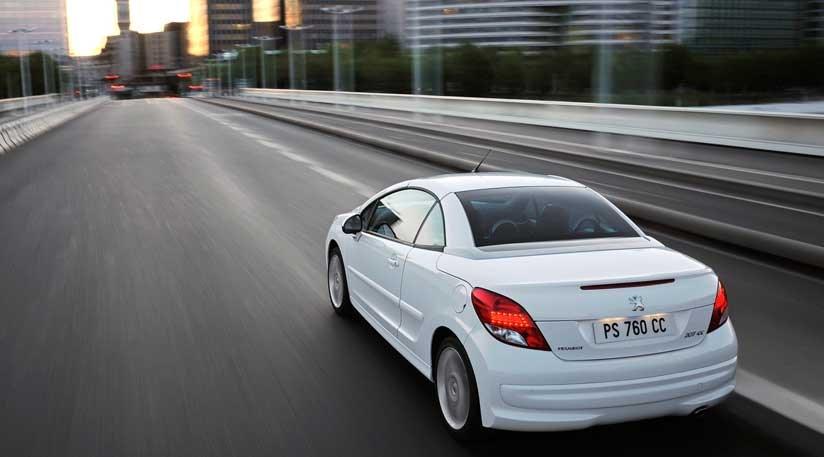 Peugeot 207 CC 1 6 VTI GT (2011) review | CAR Magazine