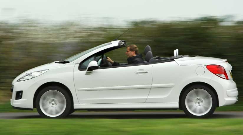 peugeot 207 cc 1.6 vti gt (2011) review   car magazine