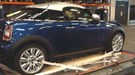 Mini Coupe (2011) caught completely undisguised