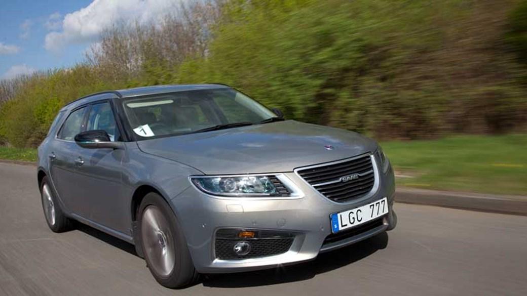 saab 9 5 sportwagon 2011 pre production review car magazine rh carmagazine co uk Saab 9-5 Estate Vacuum Routing Saab Repair Manual 2004