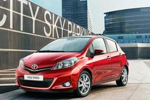 The new Toyota Yaris (2011)