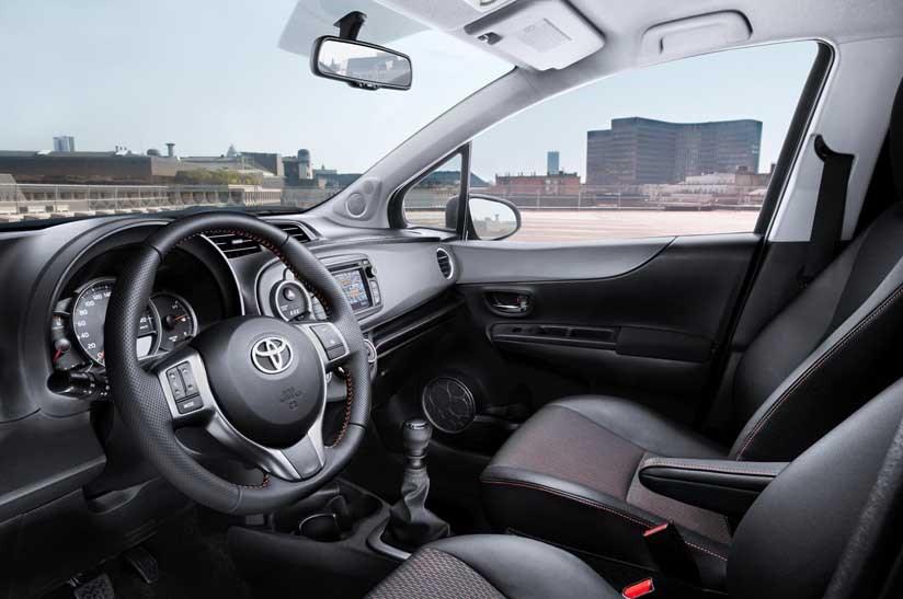 toyota yaris 2011. Toyota Yaris (2011): first