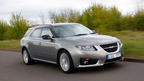 Saab 9 5 Biopower 100 Concept 2007 First Official Pictures Car