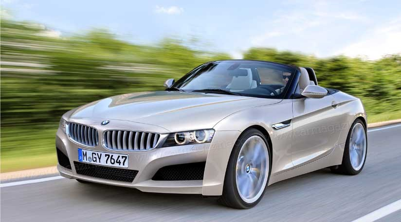 Bmw Z2 2014 The Entry Level Roadster Scooped By Car