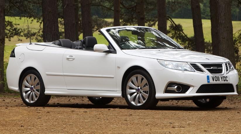 9 3convertible001 - 2011 Saab 9 3 2 0t Convertible At