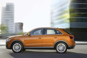 Audi Q3 2.0TDI Quattro (2011) CAR review