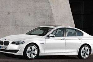BMW 520d EfficientDynamics (2011) first official pictures