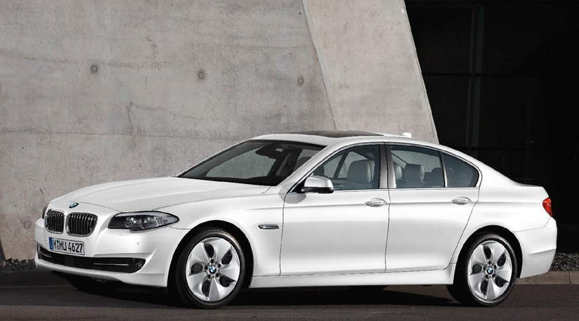 Bmw 520d Efficientdynamics 2011 First Official Pictures Car Magazine