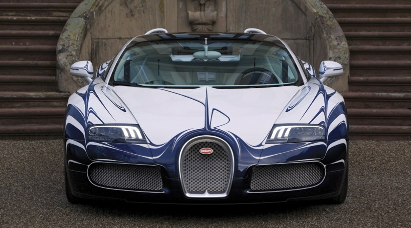 Bugatti Veyron Lu0027Or Blanc (2011) First Official Pictures By CAR Magazine