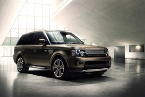 Range Rover Sport revised for 2012