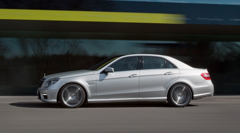 Mercedes E63 Amg Performance Package 2011 Review Car