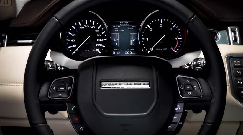 Range Rover Evoque 2017 Interior >> Range Rover Evoque Coupe 2.2D (2011) review | CAR Magazine