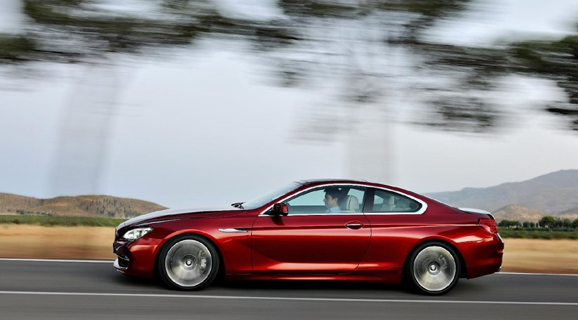 BMW I Coupe Review By CAR Magazine - 640i bmw coupe