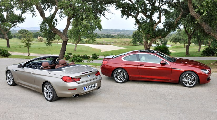 BMW 640i Coupe 2011 review by CAR Magazine