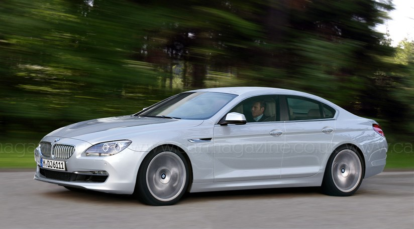 BMW 6-series Gran Coupe (2012): the scoop | CAR Magazine