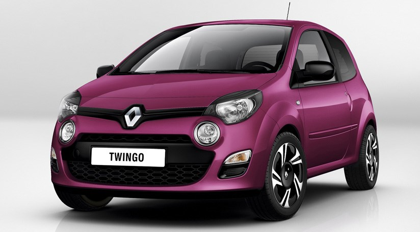 Renault Twingo 2012 The Facelifted French City Car Car Magazine
