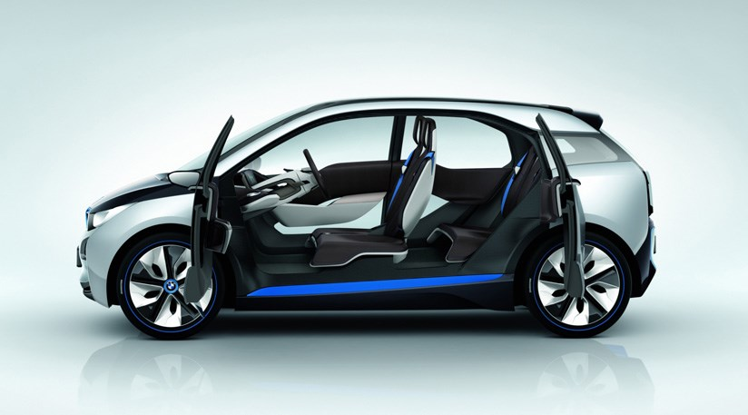 Bmw I3 Concept 2017 First Official Pictures 11