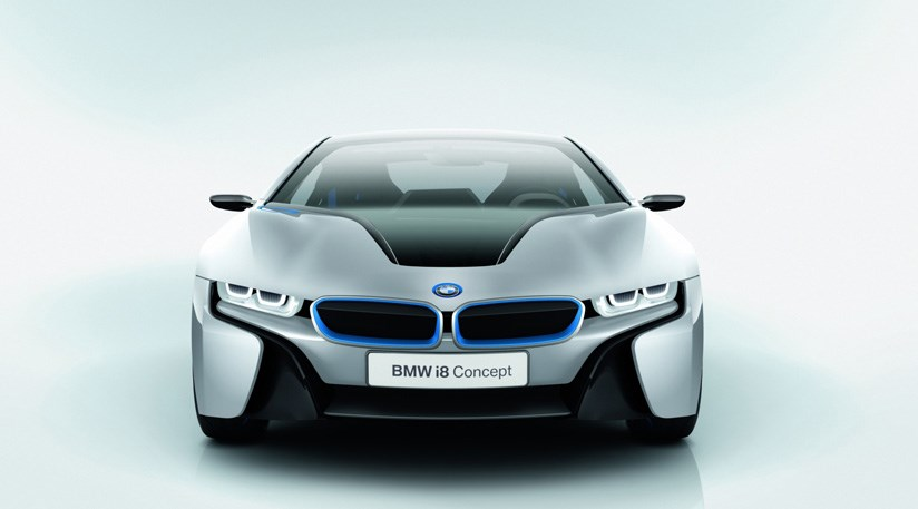 BMW i8 Concept (2011) first official pictures | CAR Magazine