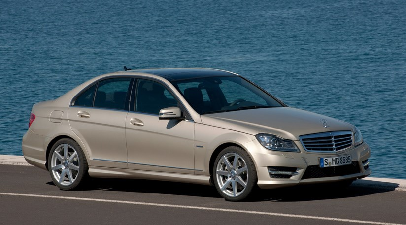 mercedes c220 cdi facelift 2011 review by car magazine. Black Bedroom Furniture Sets. Home Design Ideas