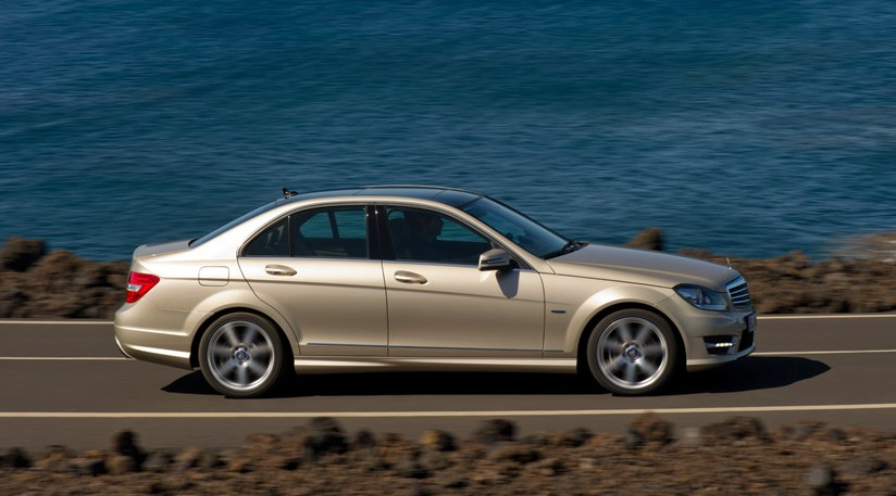 Mercedes C220 CDI facelift (2011) review   CAR Magazine