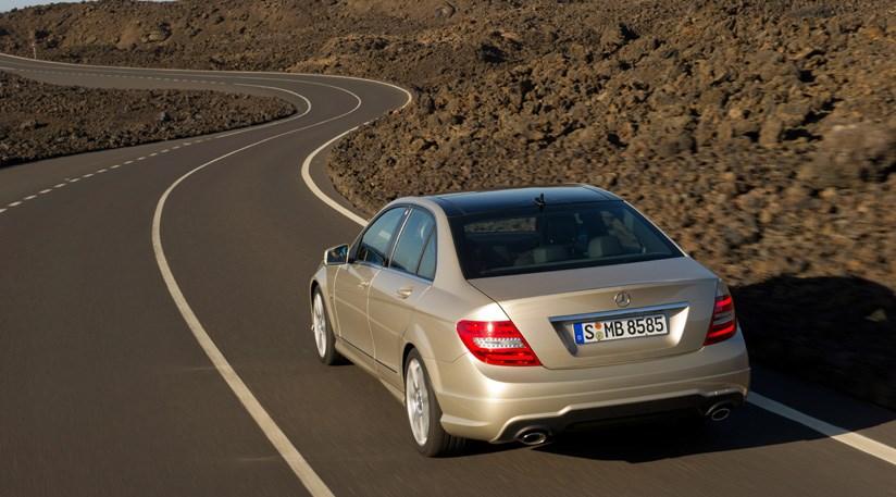 Mercedes C220 CDI facelift (2011) review | CAR Magazine
