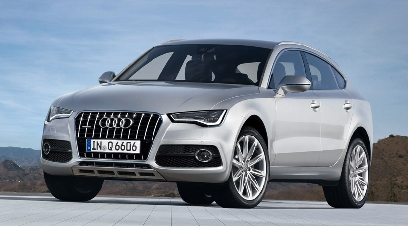 Audi Q6 2016 Audi S Crossover Coupe Scoop By Car Magazine