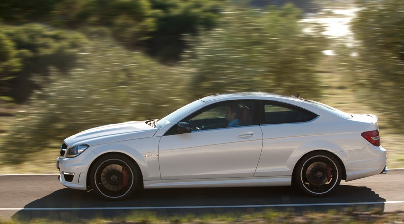 Mercedes C63 Amg Coupe 2011 Review Car Magazine