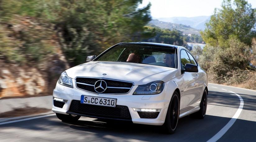 Mercedes Benz C Lease