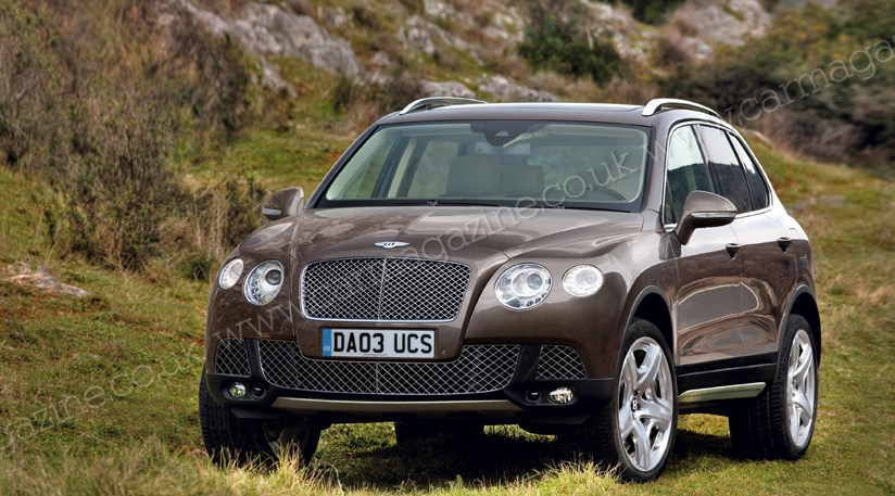Bentley Suv 2014 Confirmed By Ceo Wolfgang Durheimer