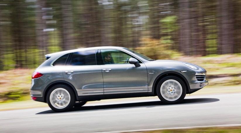 Porsche cayenne diesel reviews