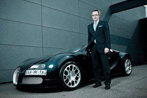 Wolfgang Durheimer, president and CEO of Bugatti. Shot exclusively for CAR by Mark Bramley