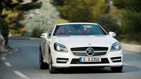 Mercedes Benz First Official Pictures Car News Car Magazine