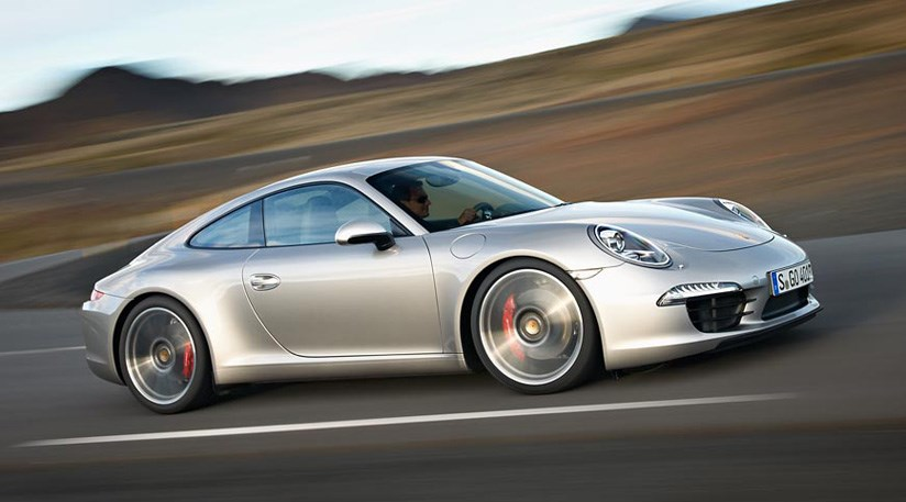 Porsche 911 (2011) first official pictures of new 991 | CAR Magazine