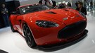 Aston Martin V12 Zagato road car (2012) first pictures