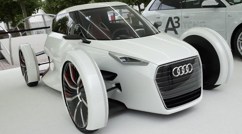 Audi Urban Concept At The Iaa