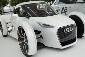 Audi Urban concept at the IAA