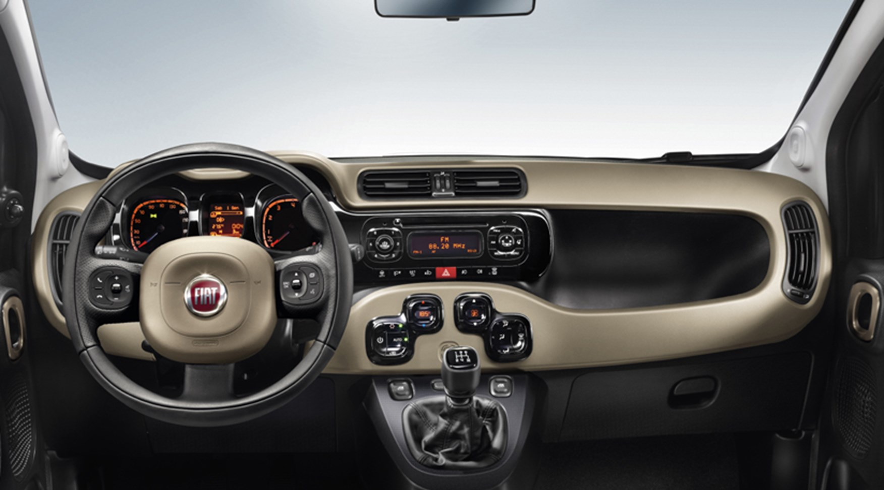 Fiat Panda 2012 First Official Pictures By Car Magazine