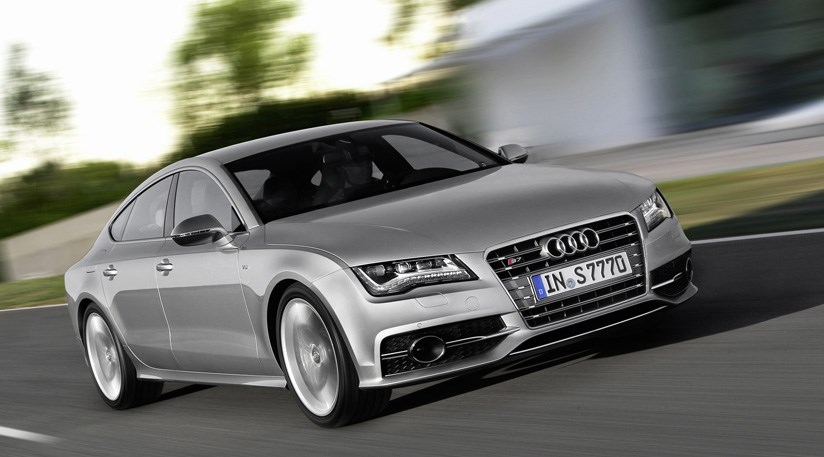 Audi S S And S First Official Pictures CAR Magazine - Types of audi cars