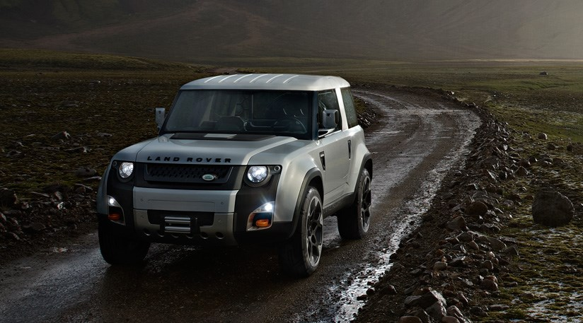 Land Rover DC100 concept 2011  its the new Defender by CAR