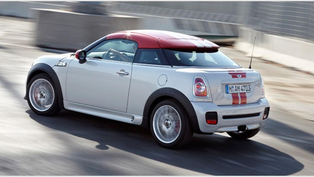 Mini Coupe Jcw 2011 Review Car Magazine