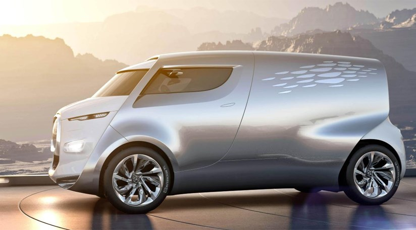 Mg A For Sale >> Citroen Tubik concept car (2011) first pictures by CAR Magazine