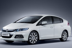 Honda Insight (2012): now cleaner and sub-100g/km
