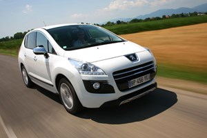 The new Peugeot 3008 Hybrid4 costs from £26,995. Ouch
