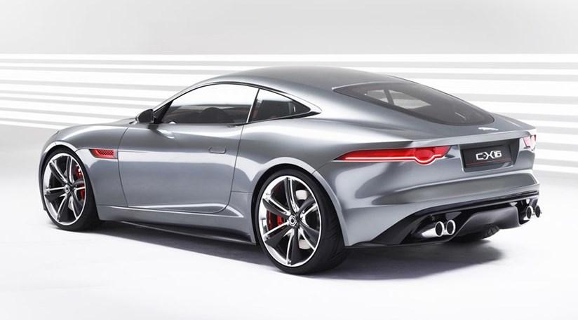 2010 Jaguar F Type Concept photo - 2