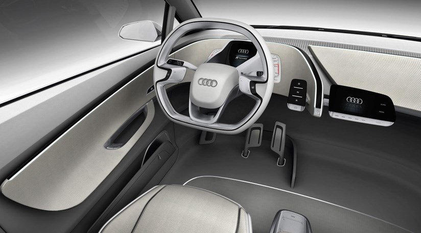 Audi A2 Concept 2011 First Official Pictures Car Magazine