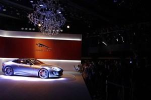 Jaguar C-X16 unveiled at the 2011 Frankfurt motor show