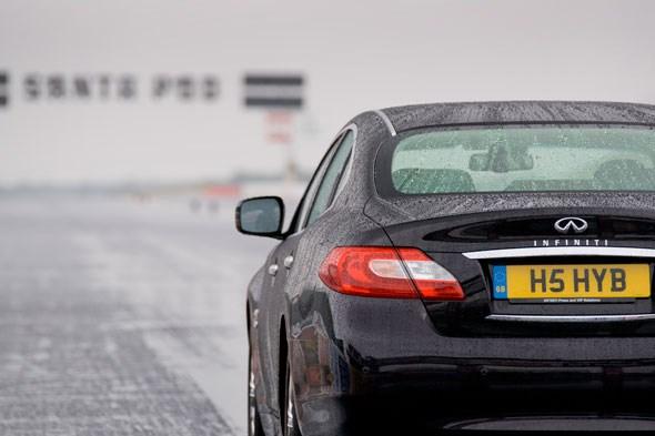 Infiniti M35h Hybrid 2011 Long Term Test Review Car Magazine