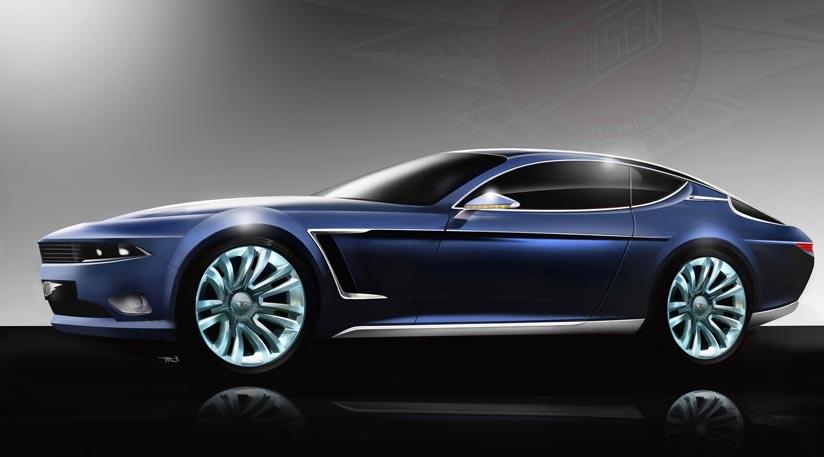Jensen To Build New Interceptor In 2014 By Car Magazine